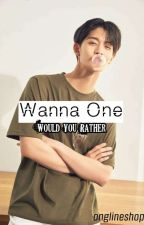 WANNA ONE | Would You Rather by ONGlineshop