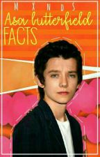 ϟ Asa Butterfield facts ϟ by Unicornio2007