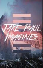 Jake Paul Imagines  by autumndoer