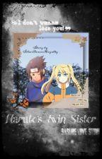 Naruto's Twin Sister(Sasuke Love Story) by Animegirl714