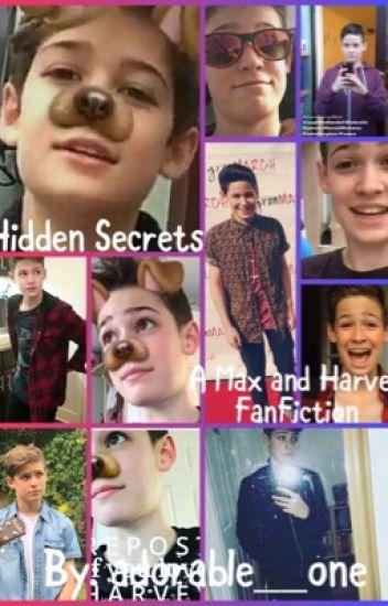 Hidden Secrets//A Max and Harvey FanFiction//