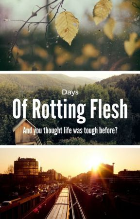 Days of Rotting Flesh by littlewritertale
