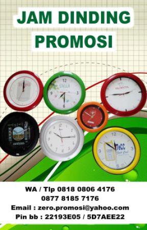 Jam dinding promosi - souvenir jam dinding murah - jam dinding grosir 245768cb84
