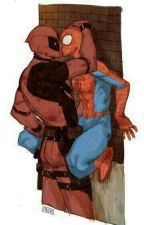 Spiderpool [Deadpool x Spiderman] (boy x boy) by MemeLadd23
