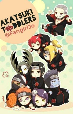 Akatsuki Toddlers by FangirlJo
