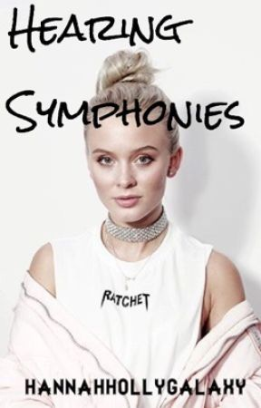 Hearing Symphonies ( A Hunger Games Fanfiction )  by HannahHollyGalaxy