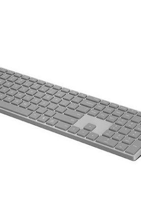 Microsoft keyboard has hidden fingerprint sensor by shahdimple547