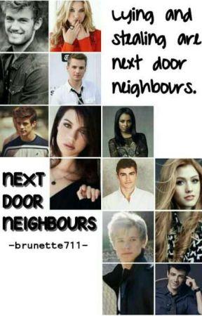Next Door Neighbours by brunette711