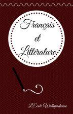 Le cours de français by EcoleWattapadienne