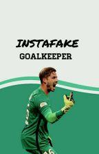 goalkeeper.  by SoyKevinTrapp
