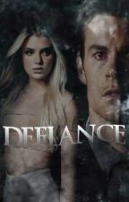 Defiance | Elijah Mikaelson by PsychedelicSins