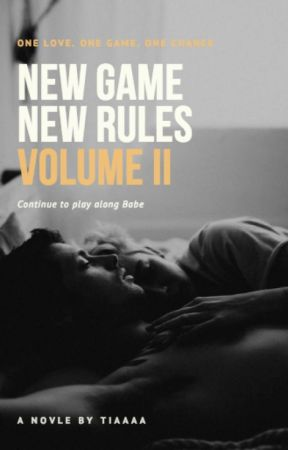 New Game. New Rules by tiaaaa11