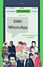 EXO Whatsapp (Yaoi) by ChenMin13
