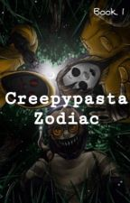 Creepypasta Zodiac by darkmoon1229