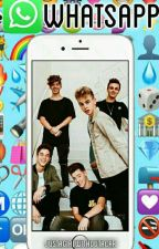 WhatsApp (Why Don't We) #Wattys2017 by justagirlwithoutacar