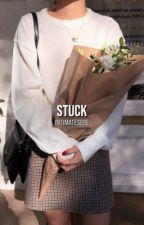 stuck | ahnwoong by ukeminhyun
