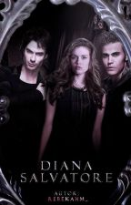 Diana Salvatore. (TO & TVD) by Rebekahm_
