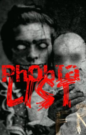 phobia list :D by Dalilah_Rose