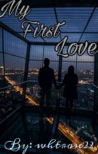 My First Love || BTS Jungkook by whtrose22
