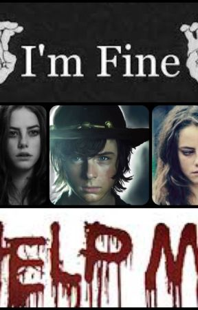 """I'm Fine"" (Carl Grimes) by PrisBarbieDavila"