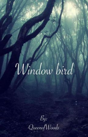 Window bird by QueenofWoods
