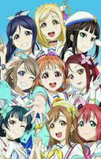 Love Live ! Sunshine RPG by Smaragtblume28