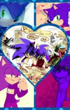 In Love With Myself?? {Sonic x Zonic} by RandomWriterO_o
