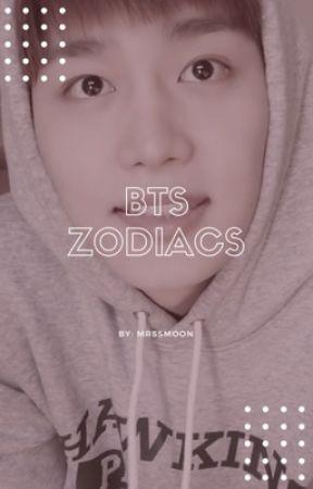 Book 2 of KPOP Zodiacs:{BTS Zodiacs} by ArmySmiley