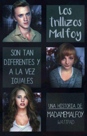 Los Trillizos Malfoy by Heure_Infinie
