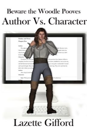 Author Vs. Character (Short Story) by zetteG