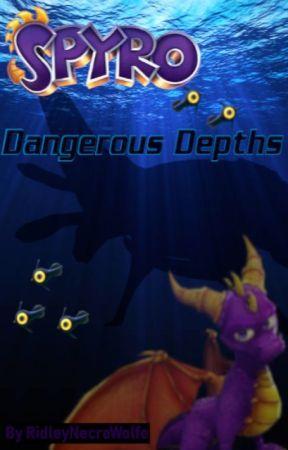 Spyro: Dangerous Depths - The Aurora - Wattpad