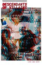 Descendentes/Camren G!p [CORRIGINDO!] by Vic874