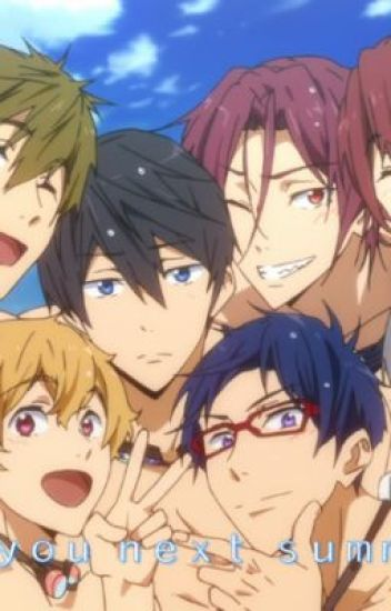 Free iwatobi swim club imagines
