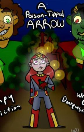 A Poison-Tipped Arrow (A Stampy Fanfic - Part 1 - Wattpad