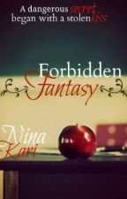 Forbidden Fantasy (teacher/student) by NinaKari