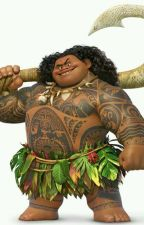 Maui and The PotPie  by Giabi_Hatake