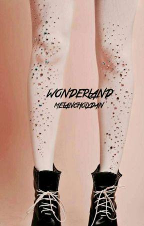 wonderland ▽ spam by -maplesyrup