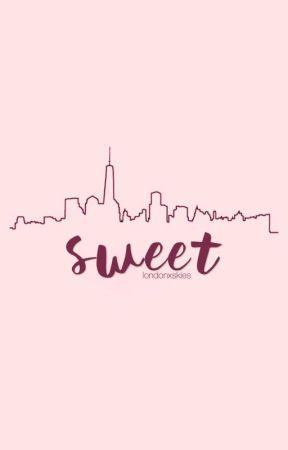 sweet // H.S. AU by londonxskies
