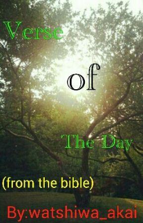 Verse of The Day by watshiwa_akai