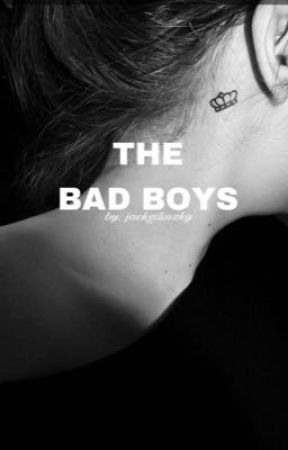 THE BAD BOYS  by jackgilnzky