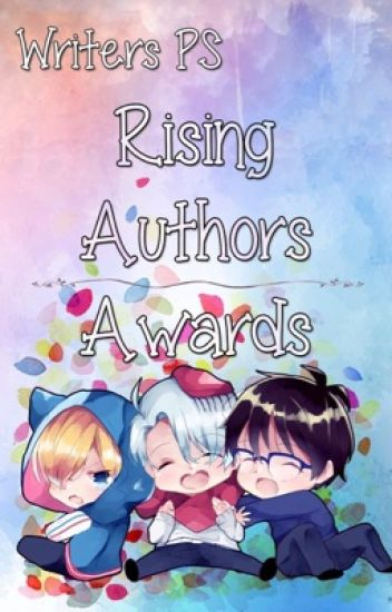 Rising Authors Awards 2017 ➸ Yuri!!! on Ice.