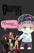 KIM Family with LOVE [V BTS X Jennie BP] by EvelynKwon
