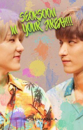 SeokSoon in Your Areah!!! by soonanaa