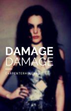 Damage • El diablo • ✔ [ EDITING ] by Rae_Forde