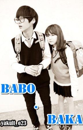 Babo . Baka by Yakult_o23