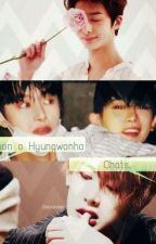 Hyungwonho chats ♡|TERMINADA|  by Star_Darkk