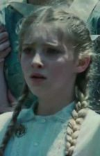 Primrose Everdeen The Girl On Fire by dip_dyed_red_