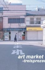 art market  by -treisprezece