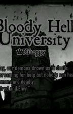 Bloody Hell Univeristy by hihoppy
