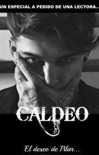 CALDEO - El deseo de Pilar.. by Pipper13